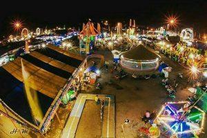 Wisata Malam Seru Di Sekaten Yogyakarta