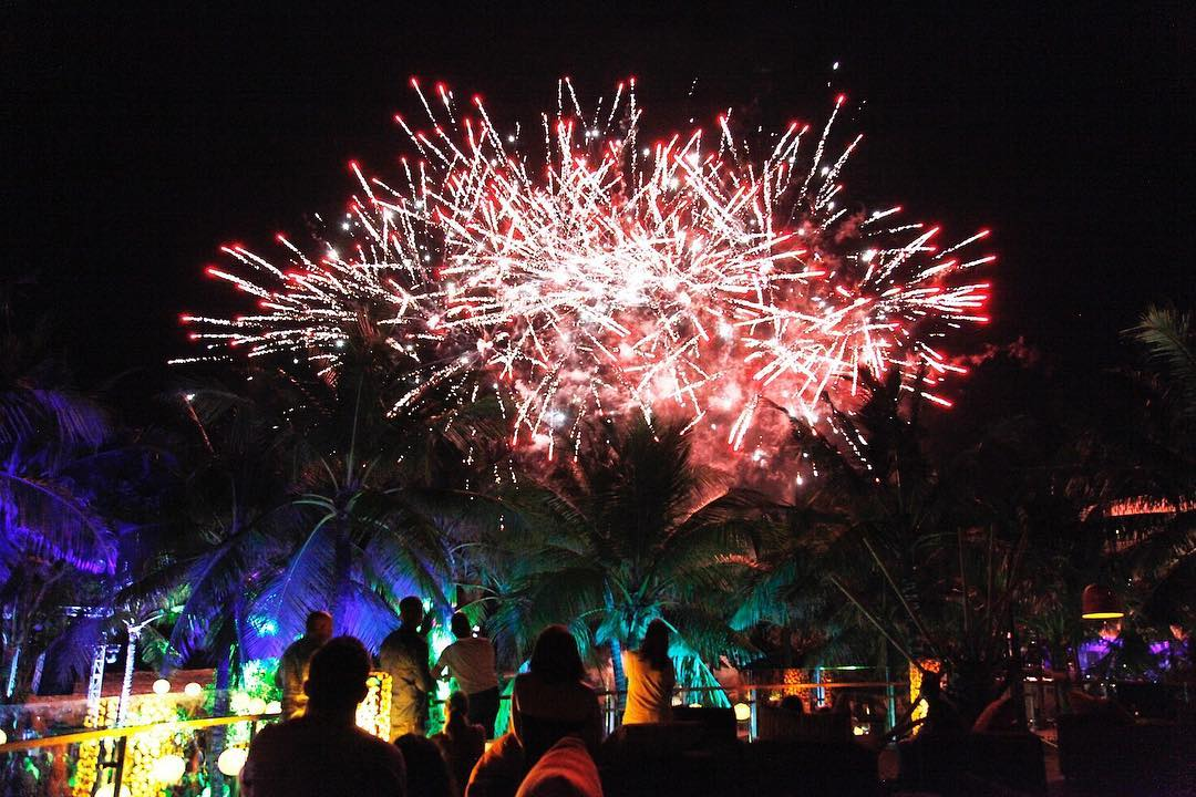 Sanur Bali New Year @essentialbali