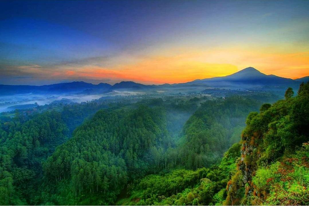 Lokasi Sunrise Dan Sunset Bandung