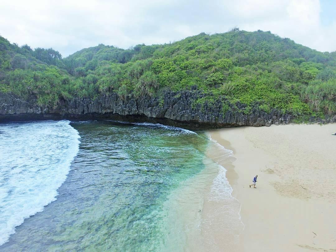 Pantai Populer Di Gunungkidul