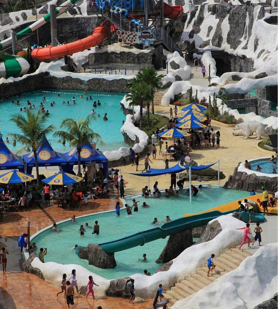 Harga Tiket Masuk Snowbay Tmii Januari 2019 Wisatakaka