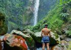 14 Air Terjun ( Curug ) Di Bogor yang Bagus, Nomor 10 Keterlaluan Serunya!!