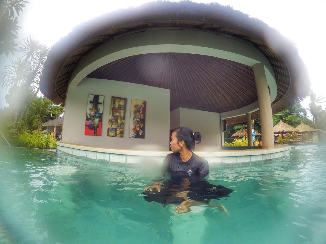 Fasilitas Rinjani Water Park