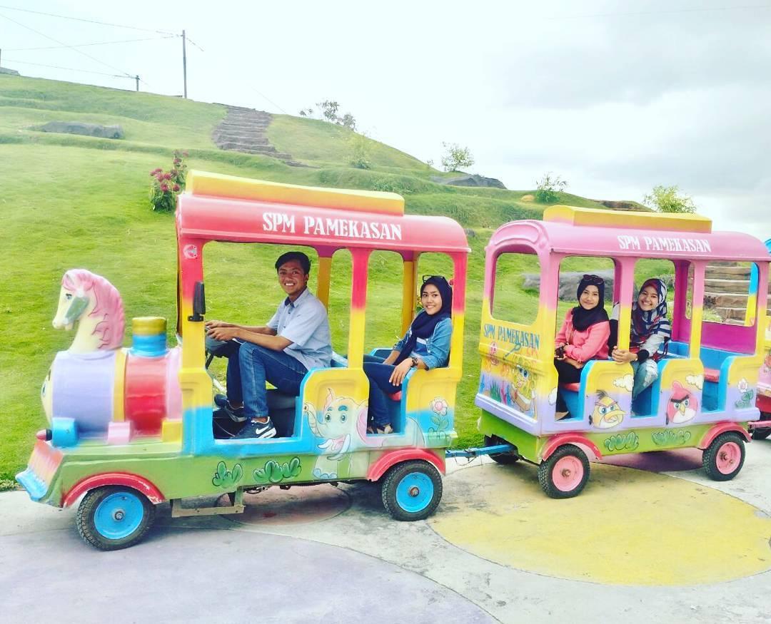 Tempat Rekreasi Keluarga di Madura
