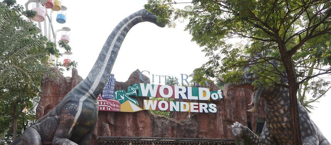 Citra Raya World of Wonders Theme Park Tangerang
