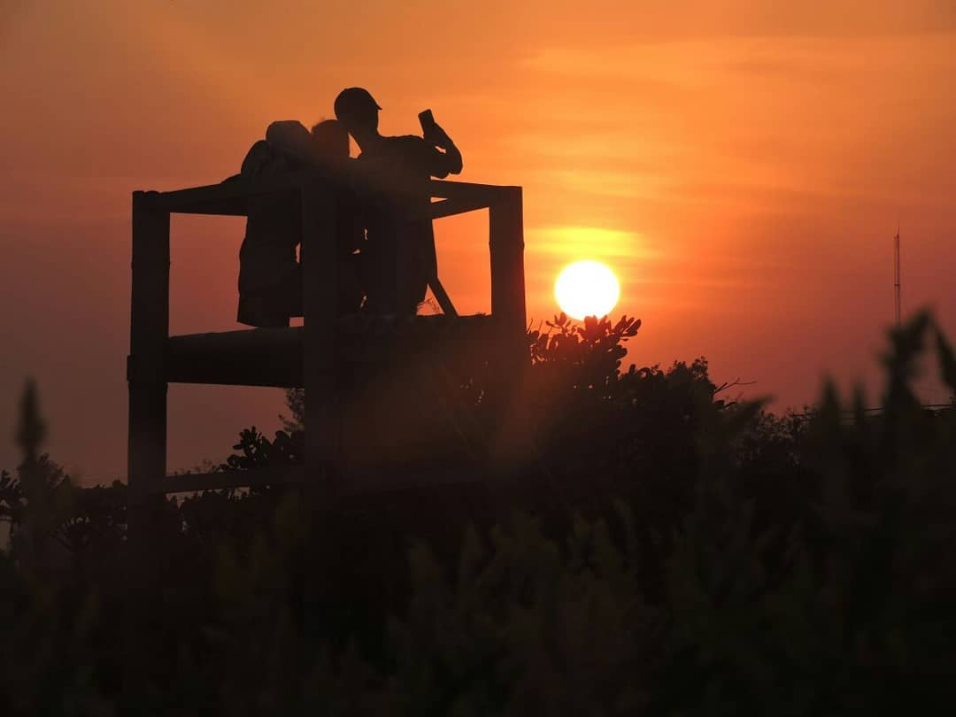 Sunset Di Jogja