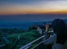 Cafe Bukit Teropong Indah Di Lembang Tempat Nogkrong Asik Menikmati Kota Bandung