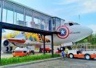 Kuliner Bernuansa Bandara di Jogja Airport Resto