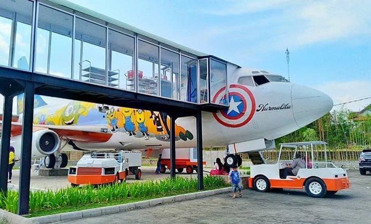 Kuliner Bandara di Jogja Airport Resto