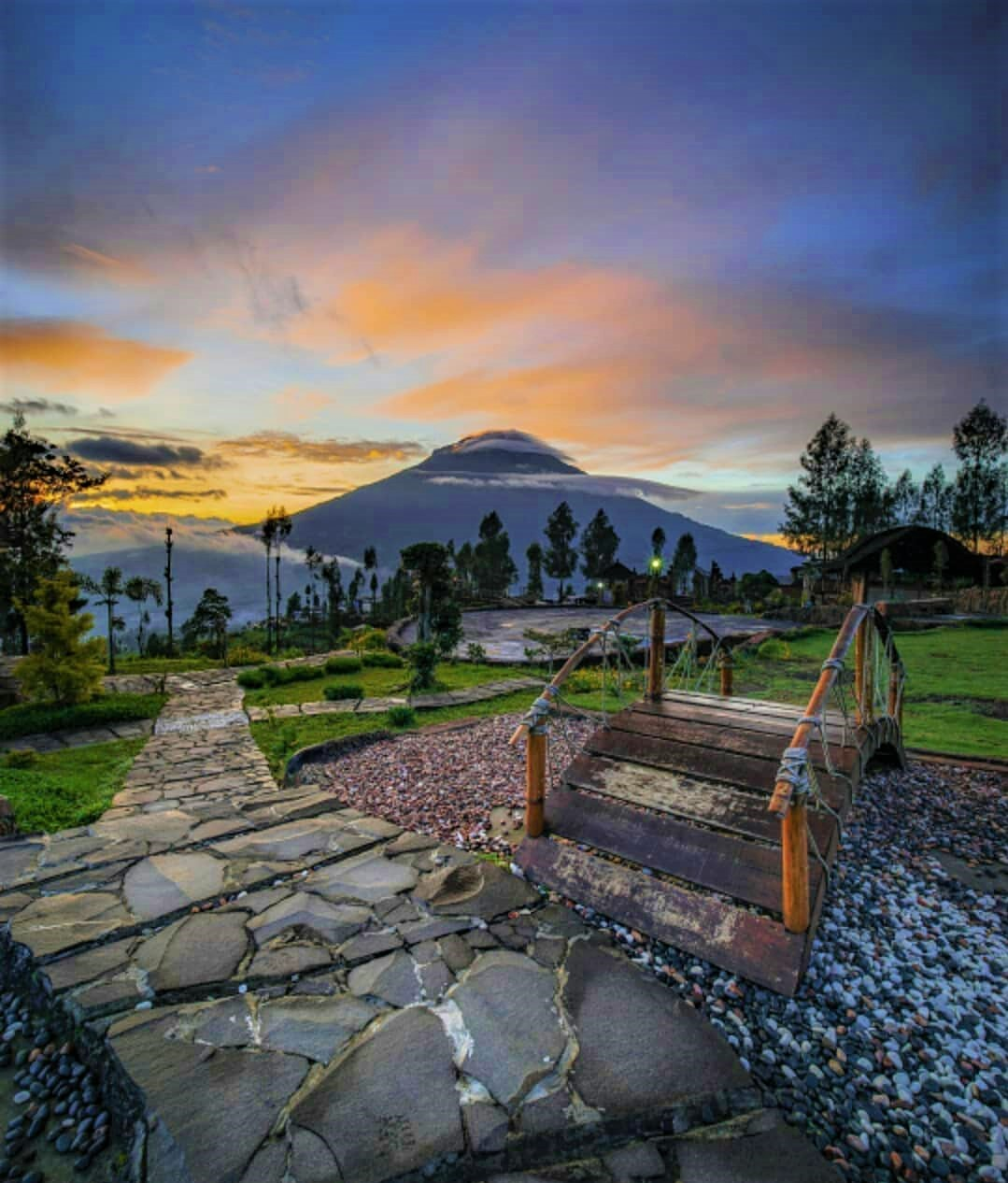 Tempat Hunting Sunrise Sunset Di Indonesia