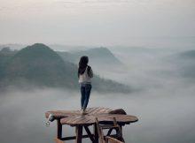 Spot Baru Di Tempat Wisata Bukit Panguk Kediwung Jogja