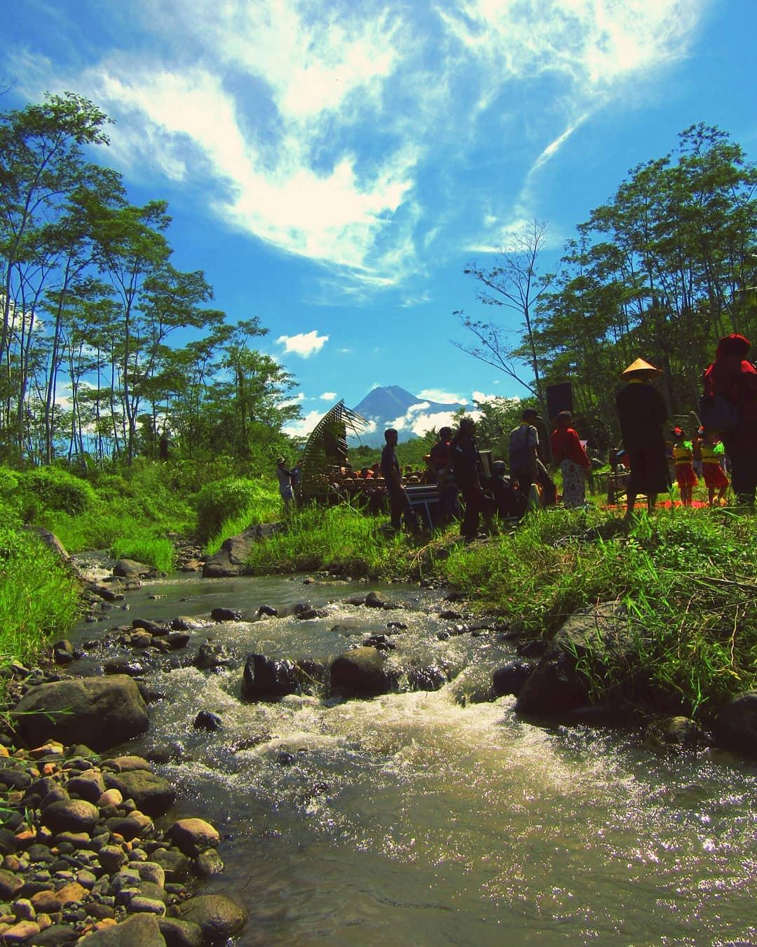 Tempat Wisata Alam di Jogja